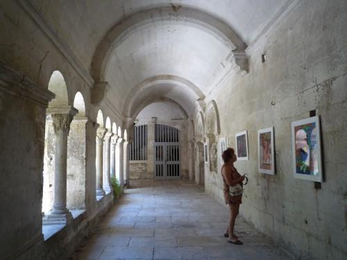 st remy en provence, vincent van gogh, st paul le mausolee