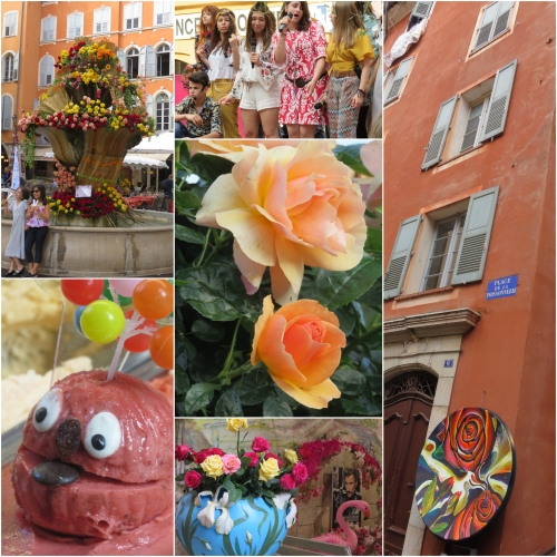 Grasse, Expo Rose 2018