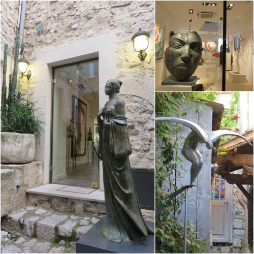 St Paul de Vence, Biennale Internationale, Jan Fabre