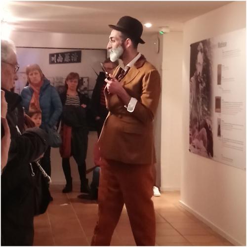 Mars aux musées 2018, Musée Matisse Nice