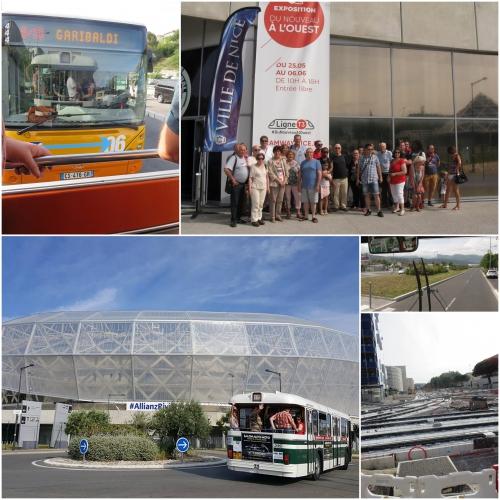Association Tram&bus Côte d'Azur, Tram Nice, Bus musée