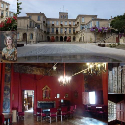 enclave des papes,  valréas, musée cartonnage,  tour ripert, château de simiane