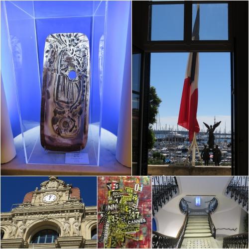 Journées Patrimoine 2016, La Malmaison, Expo Dali, Musée de la Castre, Le Suquet