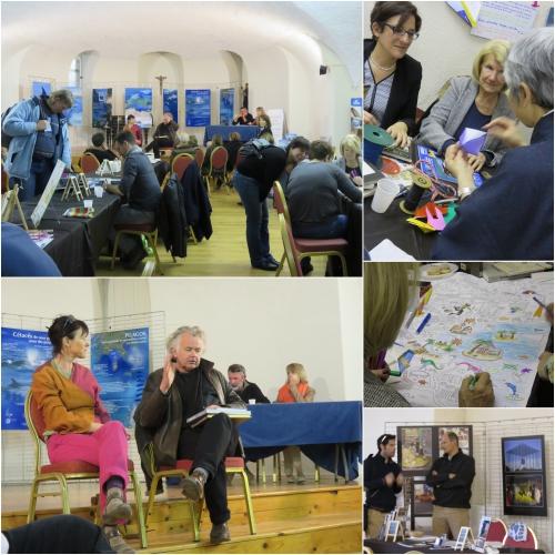 expo méditerranée, collectif photon, beaulieu sur mer, festival carnets de voyage