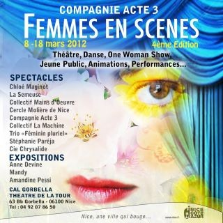 Festival femmes en scne