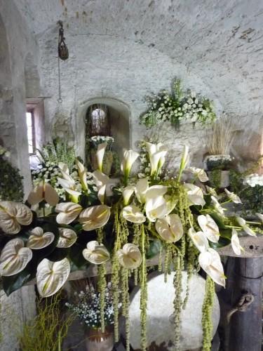 symphonie florale,haut de cagnes