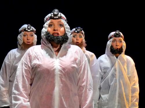 isabelle servo,théâtre antibea,camille c,les 4 barbues,marylin enchantée