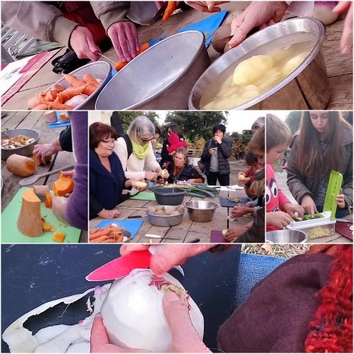 Festival alimenterre, Agriculture bio, pierre boijout