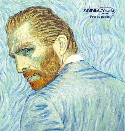 la passion Van Gogh, film d'animation