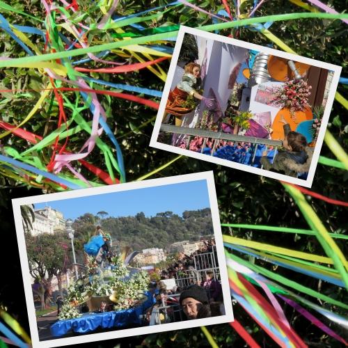 bataille des fleurs, carnaval de nice 2016