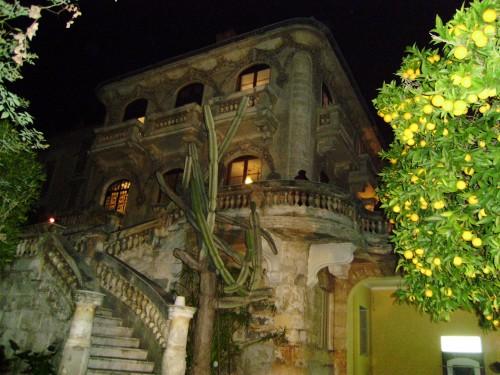 la maison abandonnée,villa cameline,nice
